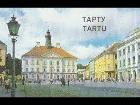 Vana Nõukogude Tartu / Советский Тарту / Full of life Soviet Tartu