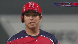 2019年7月2日 北海道日本ハム対埼玉西武 試合ダイジェスト