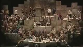 Gefangenenchor / Va Pensiero / Coro del Nabucco (Verdi MET 2002)