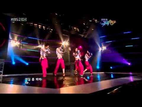 [HD] KARA - Mister Seoul Music Awards AND F{x} La Chata