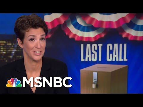 Court Rejects Brian Kemp's Attempt To Block New Citizen Voters | Rachel Maddow | MSNBC