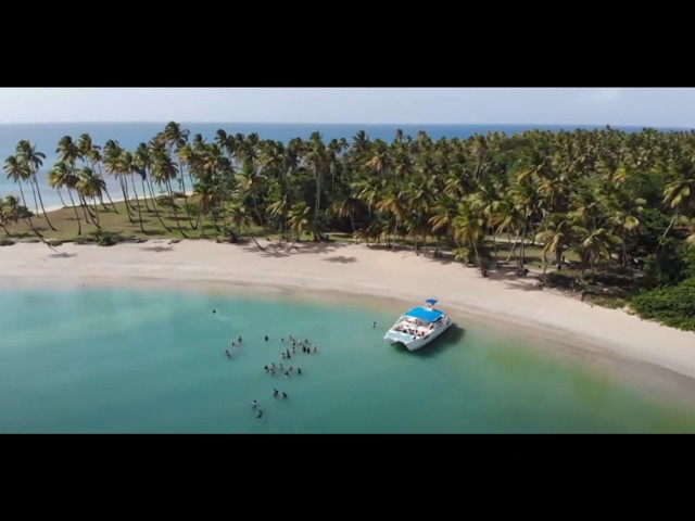 Check out the beautiful shots from Dominican Republic