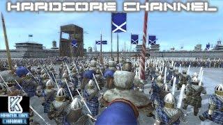 Medieval 2 Total War - прохождение - Франция - Hardcore =5= Английские земли