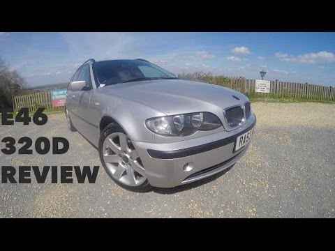 owning a e46 320d touring daily car review youtube. Black Bedroom Furniture Sets. Home Design Ideas