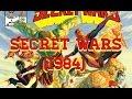 Mejores Cómics De Marvel: Secret Wars (1984)