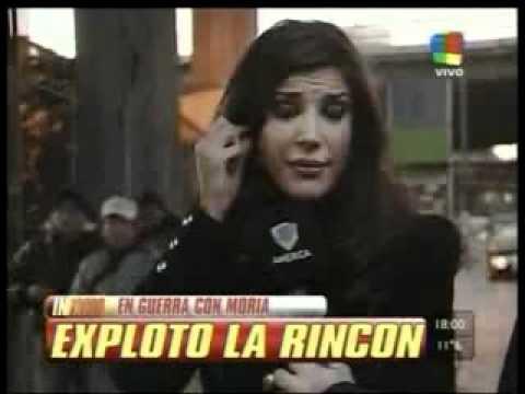 Andrea Rincón Explotó En Infama