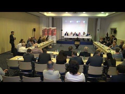 کنفرانس بینالمللی با شرکت شخصیتهای برجسته سیاسی - با مقاومت ایران تغییر رژیم در دسترس است