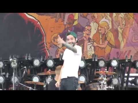 """""""ADTR"""" - """"Homesick"""" & """"Mr. Highway's Thinking About the End"""" Live Richmond Va. 4/19/14"""