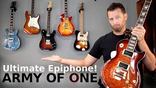 The ULTIMATE Epiphone! - Is This the Best Sounding Guitar Ever??