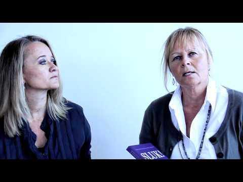 Annlil Frolov og Marianne Egense om SLUK! En guide til kvinder der tænker for meget