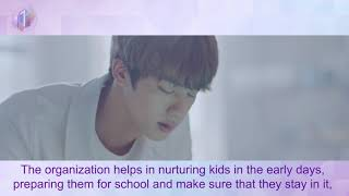 OIAA - #BElongWithJin