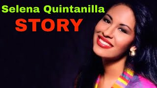 selena quintanilla  (story)  short biography