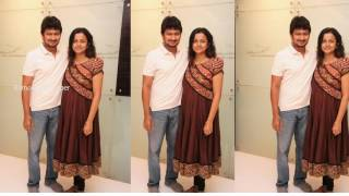 Udhayanidhi Stalin Family Photos