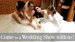 Model Vlog | Wedding Dress Fitting and Show | My Life in Korea | Maria Maria Dantas