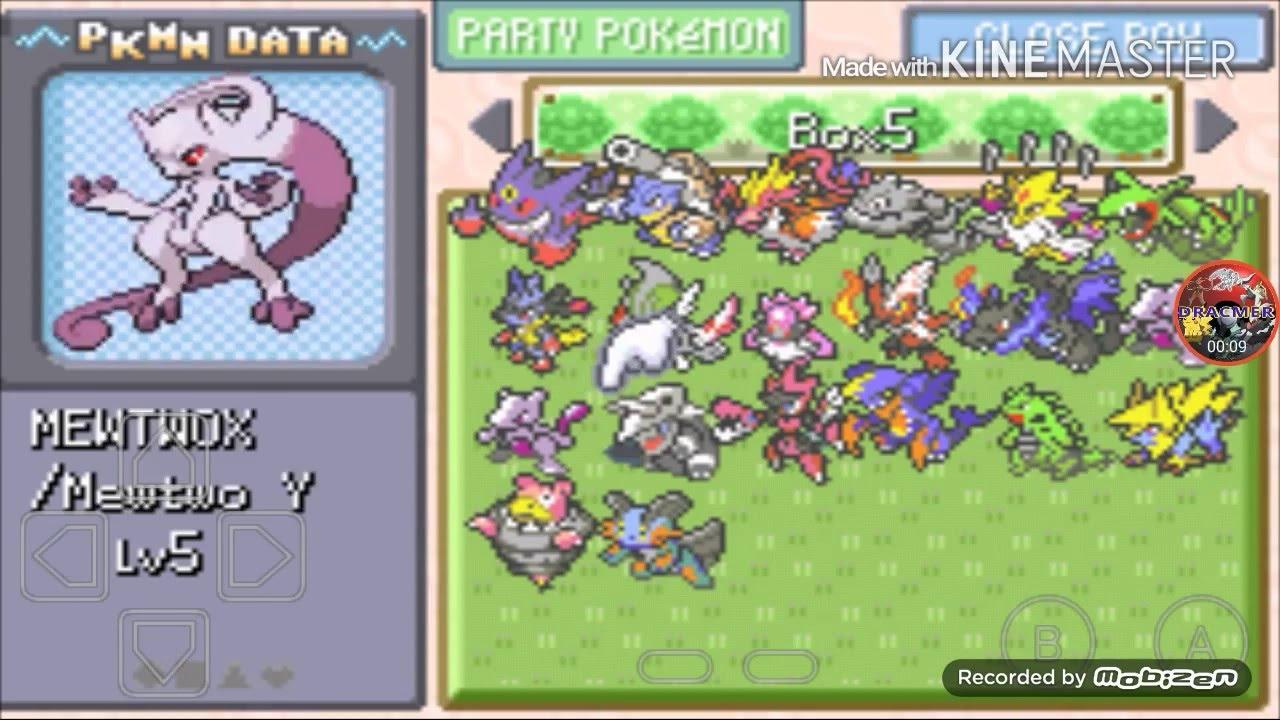 Hack de pokemon rojo fuego todas las mega evoluciones for Gimnasio 8 pokemon rojo fuego