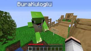 PARKUR CANAVARLARI - Minecraft Süper Parkur 1