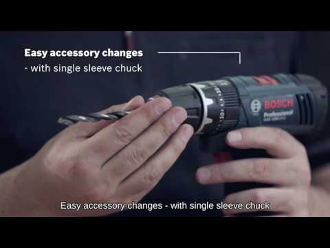 Bosch Cordless 12V Impact Drill GSB 120-Li [Upgraded From GS