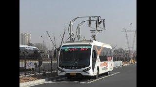 Завод по производству электрических автобусов появится в Красноярском крае