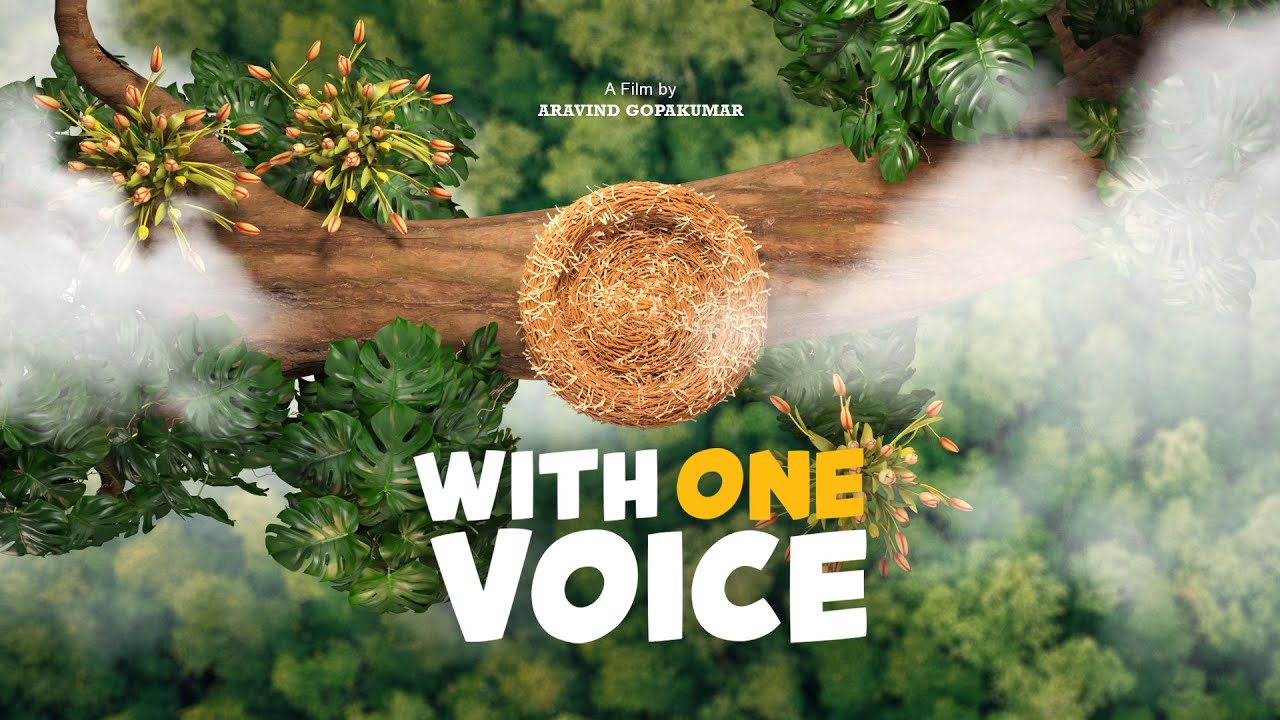 With One Voice | Animated Short Film | My RØDE Reel 2020