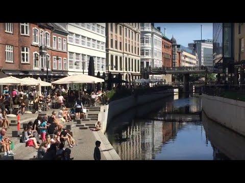 82 Copenhagen to Aarhus