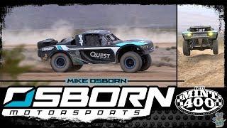 Osborn Motorsports at the 2019 BFGoodrich Mint 400