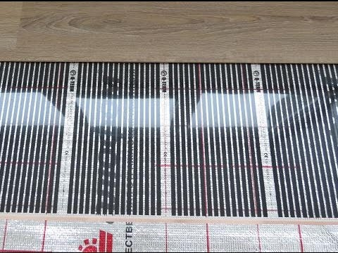 0 - Тепла підлога на балконі своїми руками