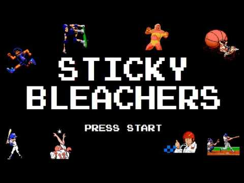 Sticky Bleachers Podcast Episode 10...Let the Fantasy Games Begin