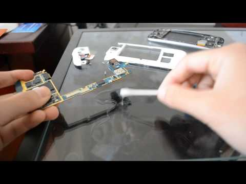 How To Fix Defective Power Switch On Samsung Galaxy SIII Method 1