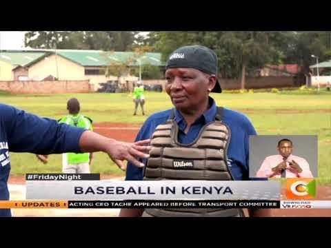 Baseball the sport in Kenya