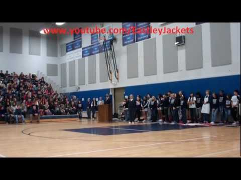 River Ridge High School MLK Assembly - I Have A Dream Speech