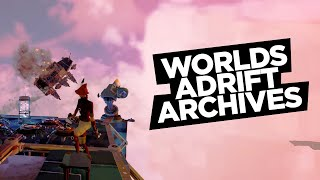 worlds Adrift Archives : Saving Neon Sirius
