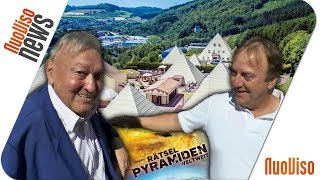Neueste Erkenntnisse zu den Pyramiden - (Däniken, Bauval, Görlitz) - NuoViso News #30