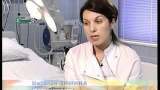 Акушер-гинеколог Наталья Зимина