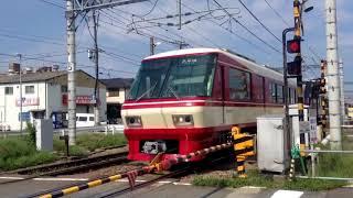 引退記念 西鉄電車8000形走行動画