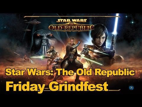 Star Wars: The Old Republic Gameplay Grindfest Friday – MMOs.com