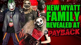The Fiend Reveals NEW Wyatt Family At WWE Payback 2020 LEAKED - Who Are The New Members?