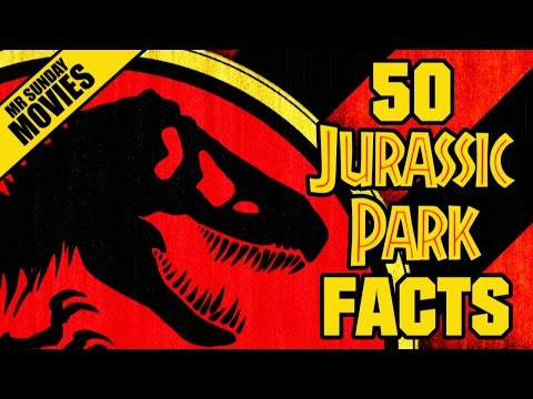 50 JURASSIC PARK Franchise Facts & Trivia