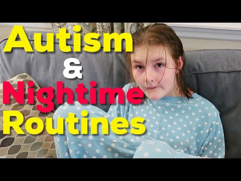 autism-nighttime-routine