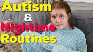 Autism Nighttime Routine