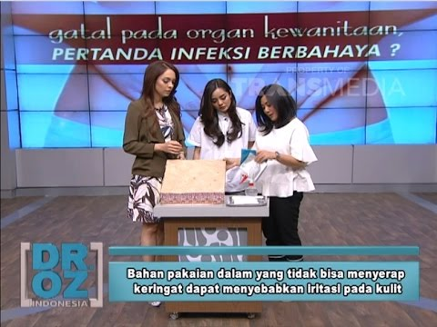 Dr Oz 20 Nov 2015 Gatal Pada Organ Kewanitaan Youtube