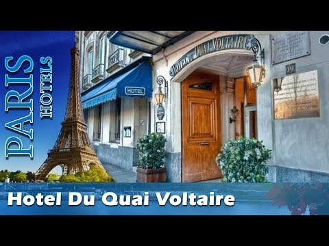 Hotel Du Quai Voltaire - Paris Hotels, France