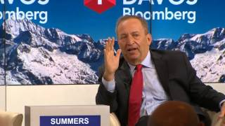 Davos 2015 - Ending the Experiment