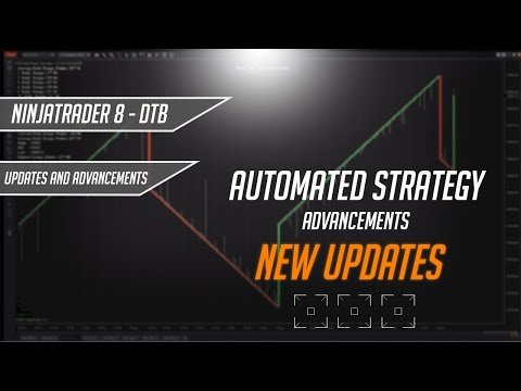NinjaTrader 8 Tools – New Updates Overview & Automated strategy Advancements