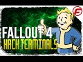 Fallout 4 HOW TO HACK A TERMINAL Tutorial Guide (Getting the correct Password)
