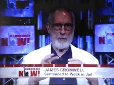 James Cromwell on Democracy Now