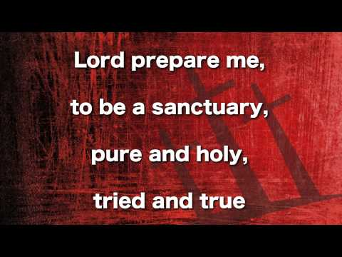 Sanctuary, Instrumental with lyrics
