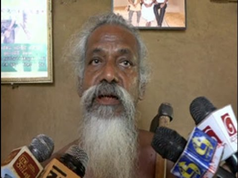 Vedda chief urges protection of indigenous community