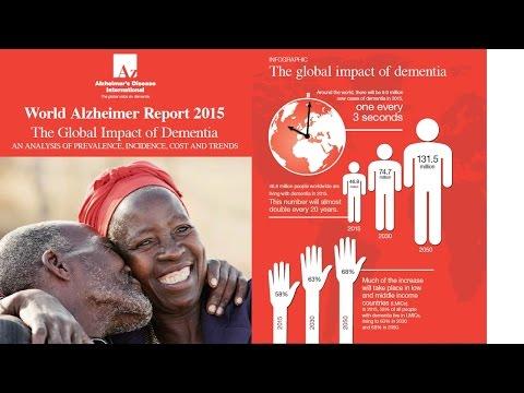 2015 World Alzheimer Report Launch