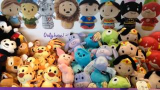 Hallmark Itty Bittys Plush Collection