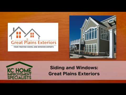 KC Home Improvement Specialists: Great Plains Exteriors - 동영상